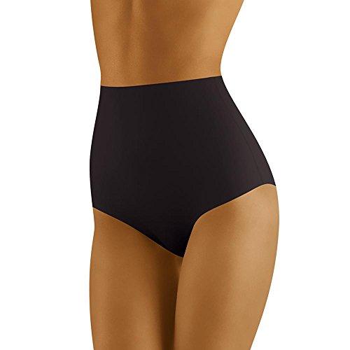 Wolbar Slip Modellante A Vita Alta per Donna WB411, Nero,S