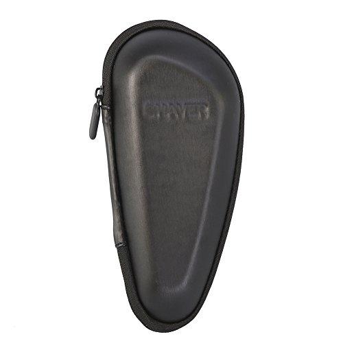 Elektrorasierer Schutzhülle Reisetasche Stossfeste Aufbewahrungsbox für Philips Flyco(20 * 8 * 7cm/7.8 * 3.1 * 2.8inch)