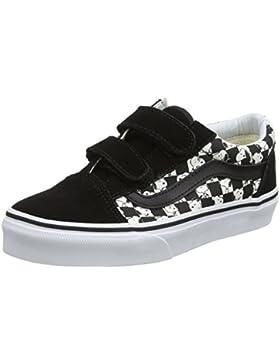 Vans Unisex-Kinder Peanuts Old Skool V Sneaker
