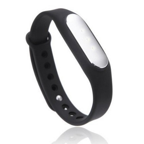ShopAIS Fitness Excercise Band Built In With 3 Indicator Lights- for Micromax Canvas Spark 3 Q385