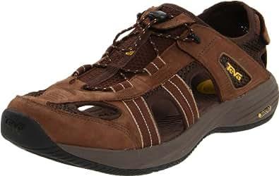 Teva Churnium Leather 8873, Herren Trekking- & Wanderschuhe, Braun (turkish coffee 914), EU 48.5 (UK 13) (US 14)
