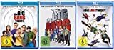 The Big Bang Theory Staffel 9-11 (9+10+11) [Blu-ray Set]