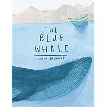 Blue Whale by Jenni Desmond (26-Feb-2015) Hardcover
