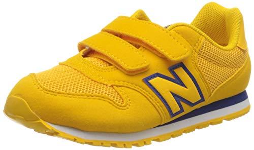 New Balance 500, Zapatillas para Niños, Amarillo Team CG, 36 EU