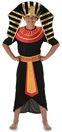 scher Pharao Jungen Kostüm Antikes Ägyptisches König Kinder Historisches Kostüm Outfit ()