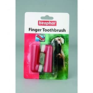 Beaphar Canac Finger Tooth Brush x 6 1