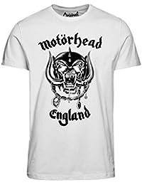 Jack & Jones Herren T-Shirt - Iron Maden - Metallica - Motörhead Tee
