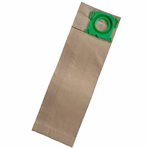CF reinigen Fairy Staubsaugerbeutel verwendet für Windsor Sensor 5300rep aufrecht Papier Staubsaugerbeutel Professional G1, C2, C3, K2, K3, X, G & C-Serie aufrecht, 12und 15-Serie 20Pack Vsp-serie