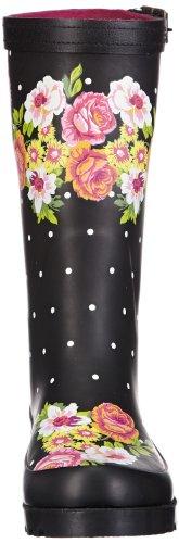 Giesswein Zella H:30cm, Bottes de Pluie femme Noir - Schwarz (schwarz 022)