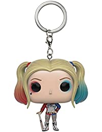 Pocket POP! Keychain - Suicide Squad: Harley Quinn
