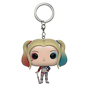 FunKo Pocket POP Keychain Suicide Squad Harley Quinn