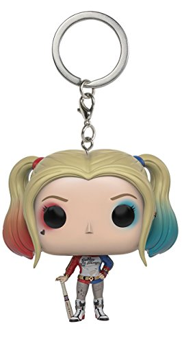 FunKo Pocket POP Keychain Suicide Squad Harley Quinn