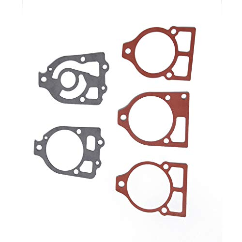 Provide The Best 46-96148A8 Pompe à Eau Kit de réparation Reconstruire  impulseur Set Compatible pour Mercury Mercruiser Alpha