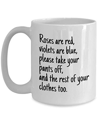 Sexy Valentines Ideen - Funny Valentine Mug - Please Take