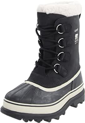 Sorel Caribou, Womens Boots, Black (Black Stone 011), 3 UK