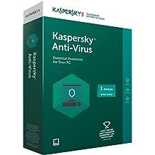 Kaspersky Anti-Virus Latest Version- 1 PC, 3 Years (CD)