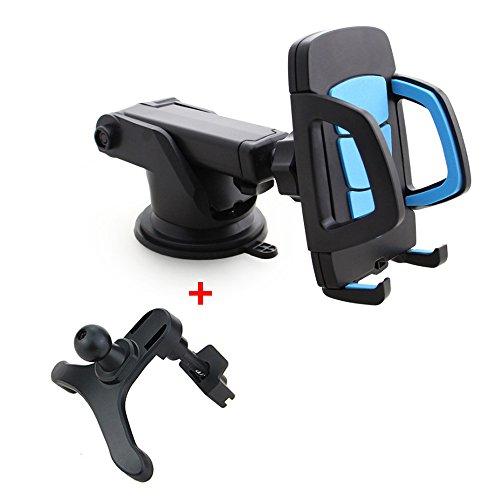 iMounTop 2-in-1 Supporto Auto Smartphone Cellulare Supporto