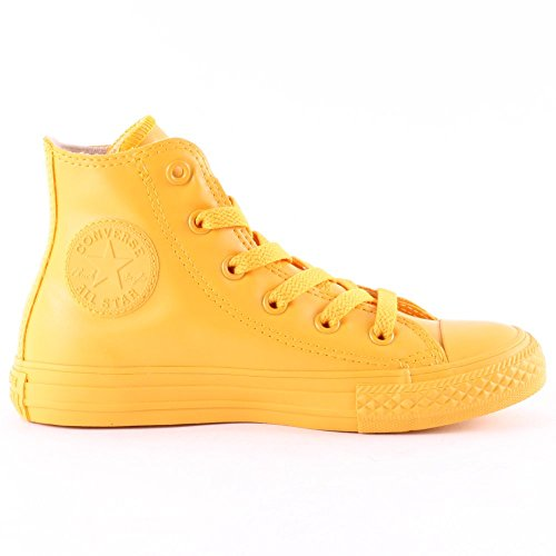 CONVERSE 344747C ALL STAR HI RUBBER YELLOW SNEAKERS Bambino Yellow