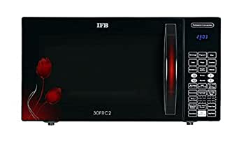 IFB 30 L Convection Microwave Oven (30FRC2, Floral Pattern)