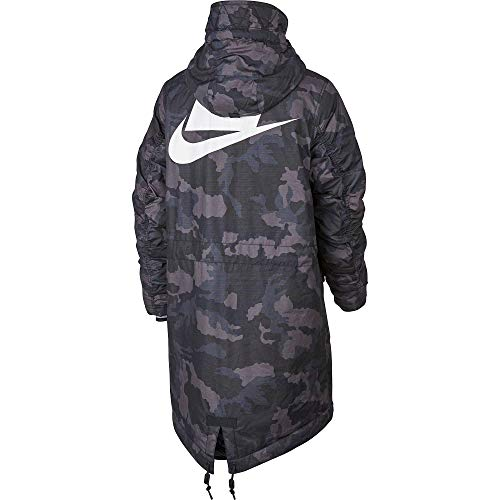 Nike SYN Fill Parka Größe: XXL Farbe: DKOBS/WHT (Jungen Winter Nike Mäntel)