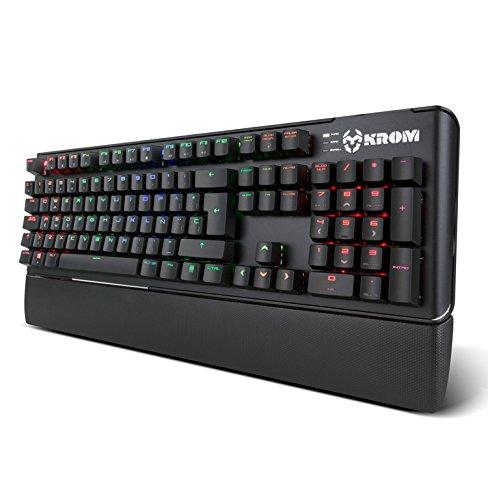 KROM Kael RGB - NXKROMKAELRD - Teclado Gaming