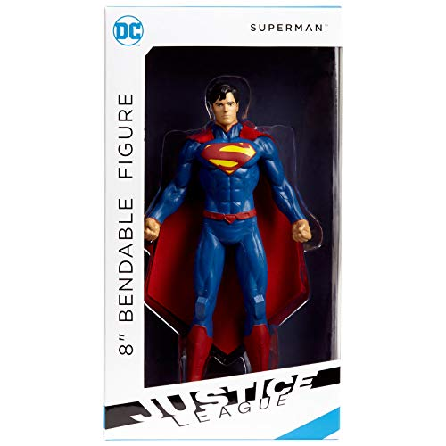 NJ Croce presents this cool bendable figure. It stands approx. 20 cm tall and comes on a blister card.