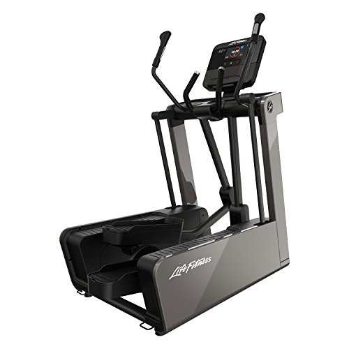 Life Fitness FS4 Elliptical Cross Trainer with DX Console (Titanium)