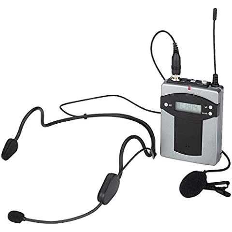 Stage Line TXA-800HSE Trasmettitore Wireless Multifrequenza