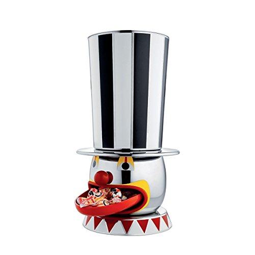 Alessi Circus Candyman Distributore Caramelle MW39 Multicolore