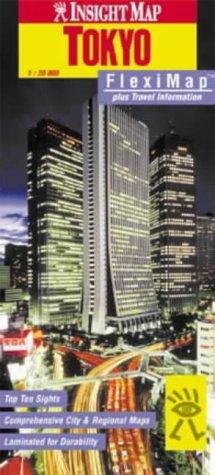 Tokyo Insight Fleximap (Insight Flexi Maps) por Anonyme