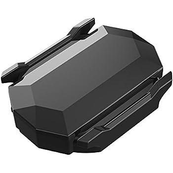 Sensor de Cadencia Trendyest Sensor de Velocidad Bluetooth 4.0 Ant+ para Garmin Bryton Ordenador de Bicicleta