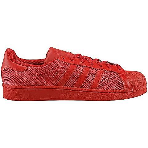 adidas Herren Superstar Sneakers, 38 EU