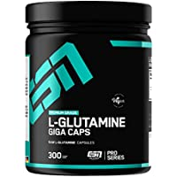 ESN L-Glutamine Giga Caps, 300 Kaps preisvergleich bei fajdalomcsillapitas.eu