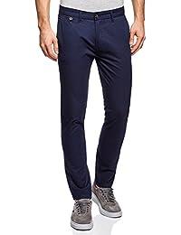 oodji Ultra Uomo Pantaloni Basic Chino