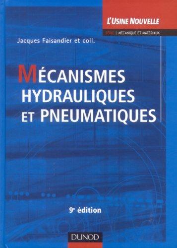 Mcanismes hydrauliques et pneumatiques