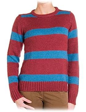 Carrera Jeans - Suéter 872R0274A para mujer, ajuste regular, manga larga