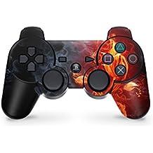 Sony Playstation 3 Controller Skin Aufkleber Design Schutzfolie Sticker Set Styling für PS3 Controller