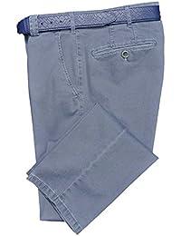 Meyer Herren Skinny Hose blau blau