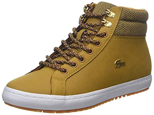 69c52beaf9 Lacoste Straightset Insulatec3182 Caw Baskets Femme
