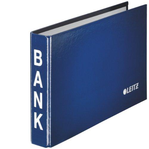 Leitz - Archivador bancario 2 anillas 20 mm color
