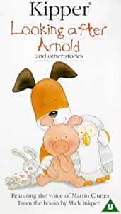 Kipper: Looking After Arnold And Other Stories [VHS]