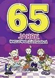 lustige Geburtstagskarte zum 65.