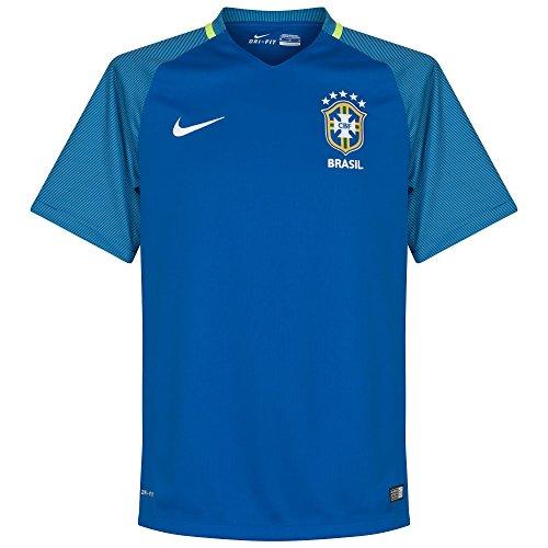 Confederación Brasileña de Fútbol 2015 2016 - Camiseta oficial Nike 8313dd0a26f00