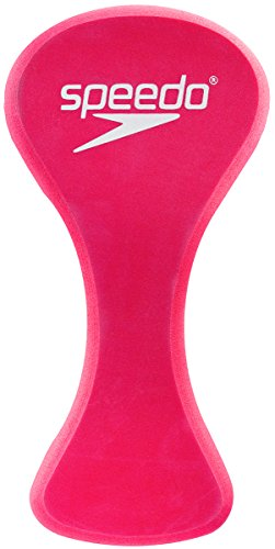 Speedo Unisex Elite Pullbuoy, Red, One size, 8-017910004 (Größe Boys Speedo)
