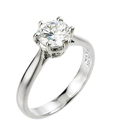little-treasures-10ct-white-gold-2-ct-cz-8mm-solitaire-engagement-ring