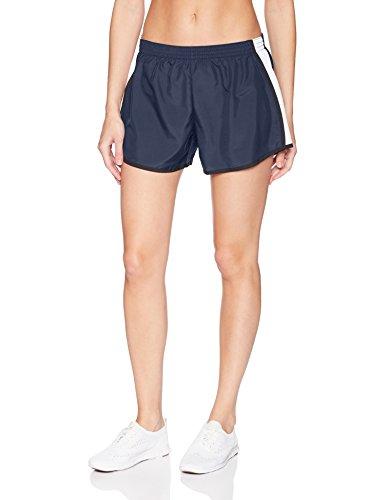 Augusta Sportswear Damen Junior Fit Pulse Team Kurz XL Navy/White/Black