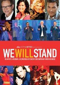We Will Stand [DVD de Audio]