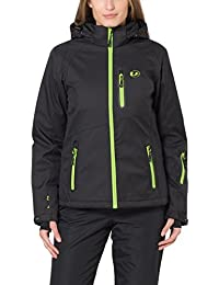 Ultrasport Damen-Funktions-Alpin-Outdoorjacke Softshell Serfaus mit Ultraflow 10.000