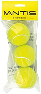 Mantis Tennis Trainer Balls (Pack of 3) - Yellow Review 2018