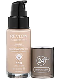 REVLON COLORSTAY MAKEUP COMB / OILY 110 IVORY